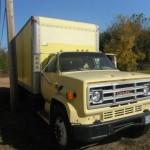 1987 GMC Dock Truck